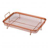 Copper Crisper Crisping Basket