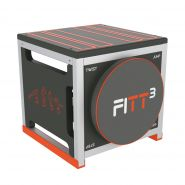 (Like New) FITT Cube Multi Gym by New Image