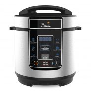 Pressure King Pro (3L) – 8-in-1 Digital Pressure Cooker