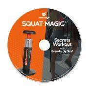 Squat Magic Secrets – Butt & Leg Sculpting DVD