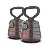FITT Bell by New Image - Adjustable Kettlebell/Barbell System